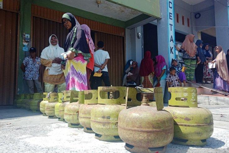 Di Nagan Raya, harga gas 3 Kg capai Rp60 ribu