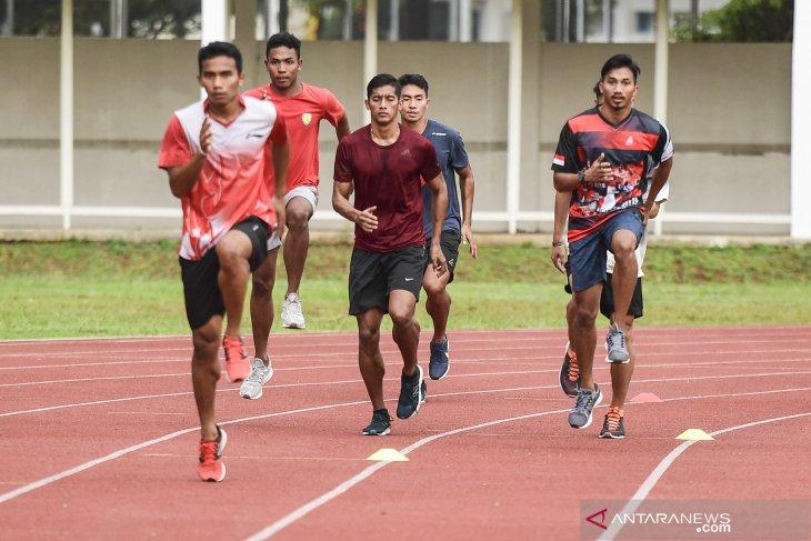 Tim estafet putra hasilkan medali perunggu