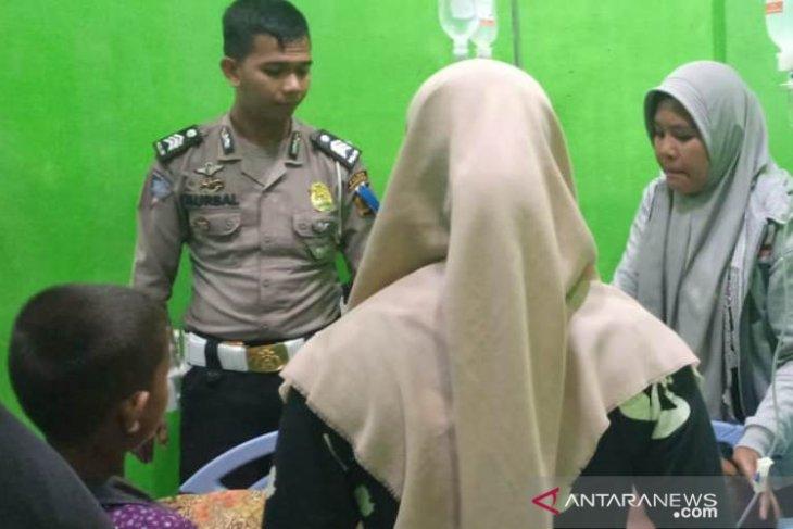 Tabrakan jelang buka puasa, dua warga Nagan Raya luka parah
