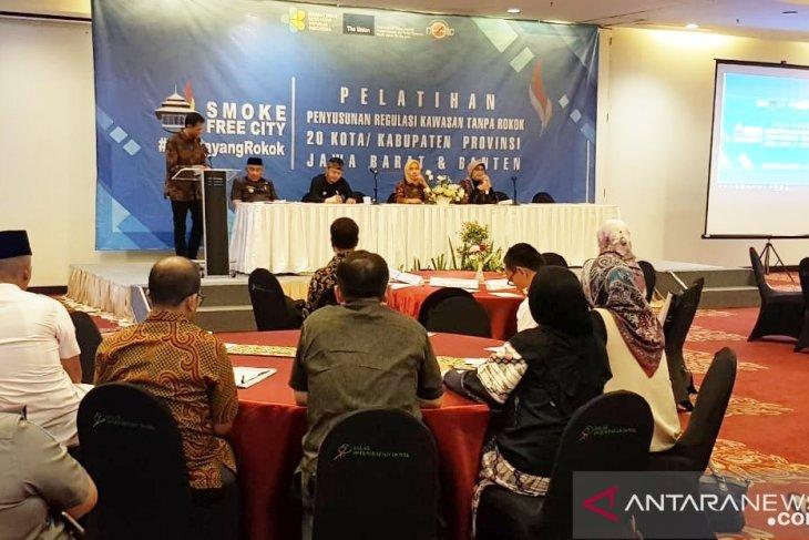 20 kota dan kabupaten di Jabar dan Banten pelajari KTR di Kota Bogor