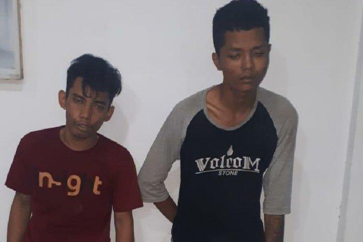 Polisi tembak dua gembong pencuri sepeda motor di Medan