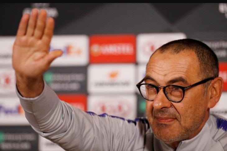 Hari ini Juventus tunjuk Maurizio Sarri sebagai pelatih baru