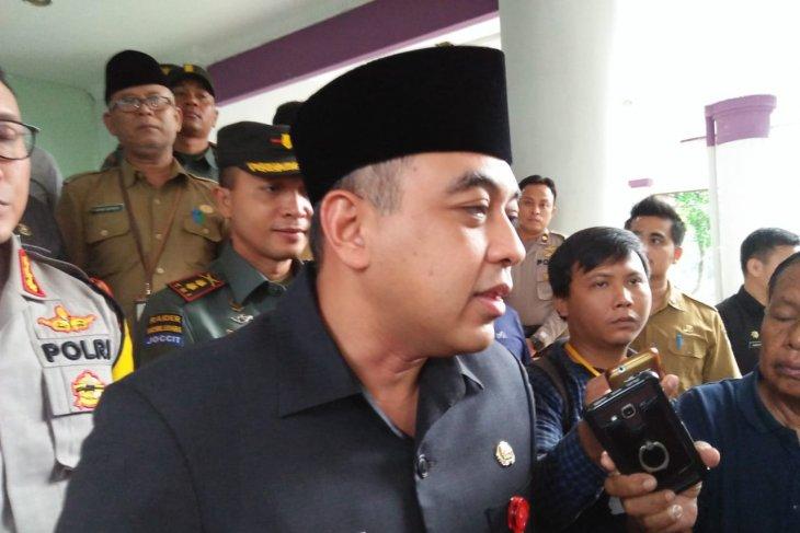 Bupati Tangerang imbau warganya tidak ke Jakarta ikut demo