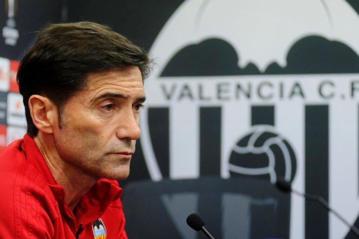 Di Liga Europa, Pelatih Valencia ingin seperti Liverpool