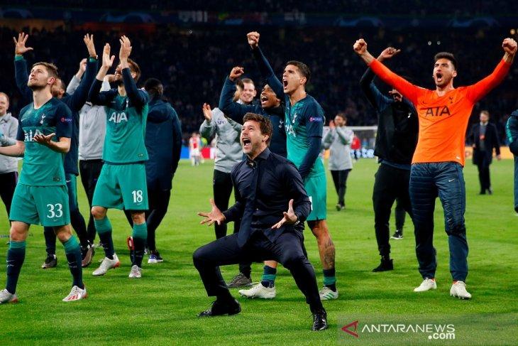 Sukses Liverpool taklukkan Barcelona jadi inspirasi Tottenham