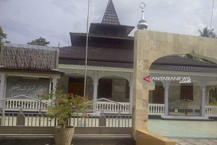 Masjid Keramat  HST, bangunan tertua peninggalan Kerajaan Demak