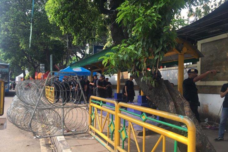 Polri: Pengamanan penetapan hasil pemilu tanpa bawa senjata