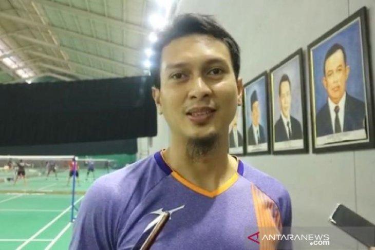 Ahsan tetap puasa di tengah latihan  jelang Piala Sudirman