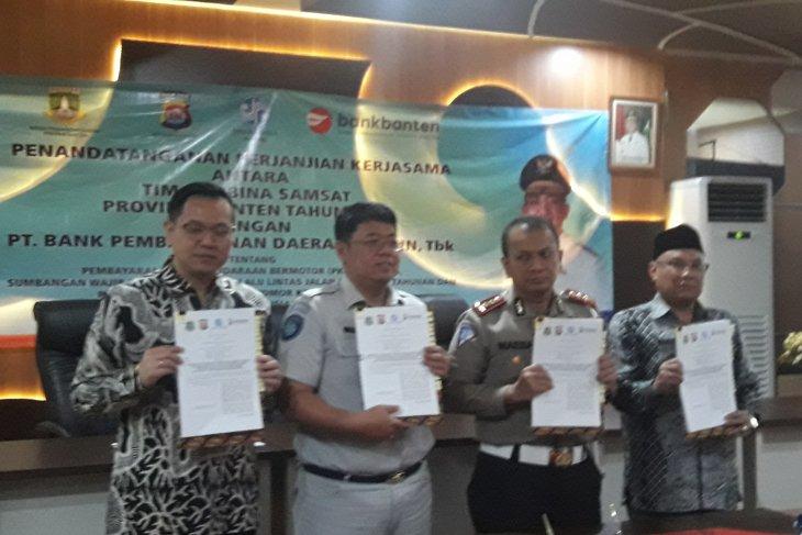 Pemprov Banten permudah pembayaran pajak kendaraan lewat minimaket