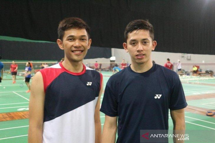 Strategi ganda putra hadapi  Piala Sudirman