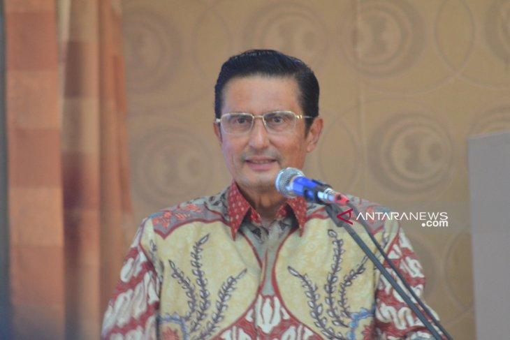 Fadel Muhammad jadi Pimpinan MPR dari unsur DPD