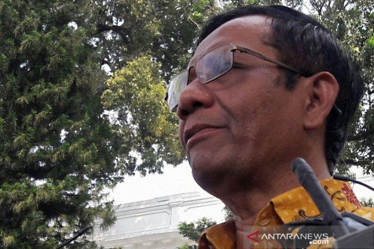 Mahfud MD Aksi kericuhan 21-22 Mei sengaja mencari martir