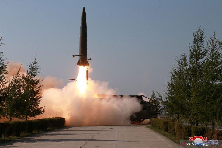 Kim Jong Un: Korut luncurkan rudal untuk peringatkan AS