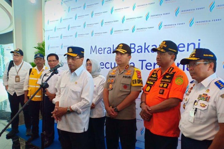 Bigger vessels to ply on Merak-Bakauheni crossing: Minister