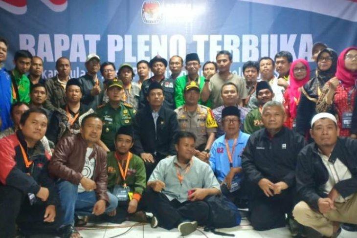 Perolehan suara Prabowo-Sandi unggul di Depok
