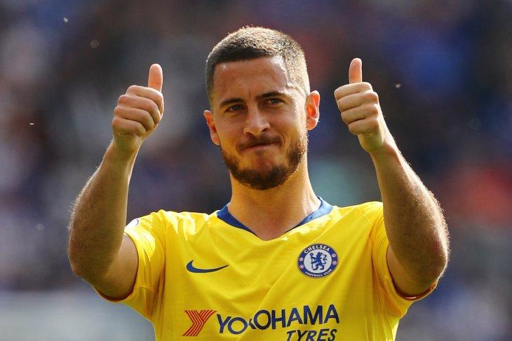 Tekad Hazard tinggalkan Chelsea semakin kuat, sudah beli rumah di Spanyol?