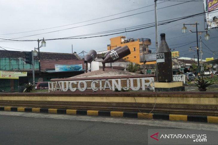 Pemudik bisa beristirahat sambil berwisata di Cianjur