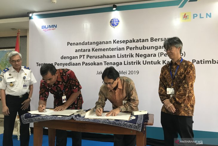 Transportation ministry, PLN agree on power supply to Patimban Port