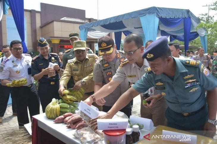 Karantina lepas ekspor komoditas pertanian Tanjungbalai-Asahan