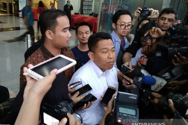 KPK periksa Sekjen Kemenag terkait kasus suap