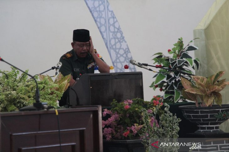 Korem 133 Gorontalo gelar tilawah Al Quran