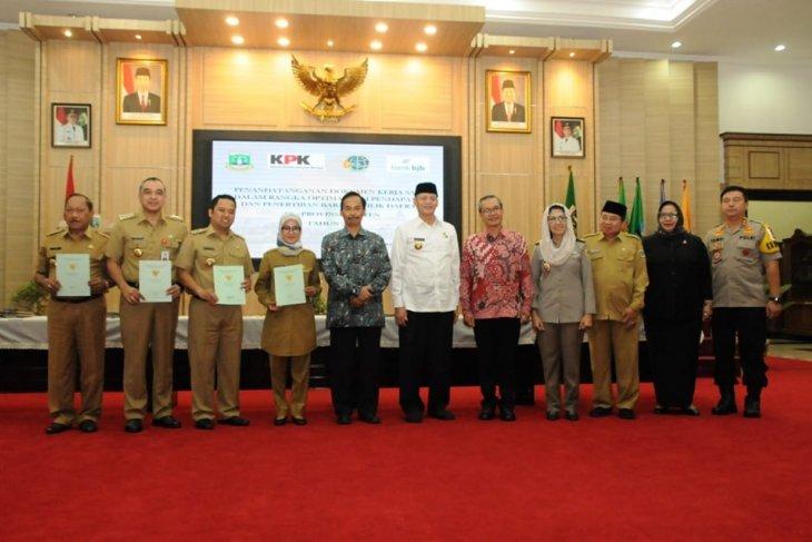 Pemkab Lebak jalin kerja sama dengan BPN Banten tertibkan aset