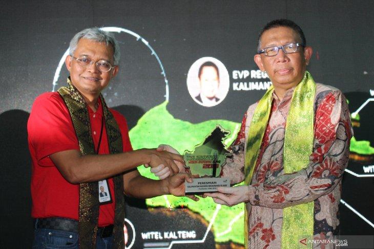 Kalimantan Modern Broadband Island