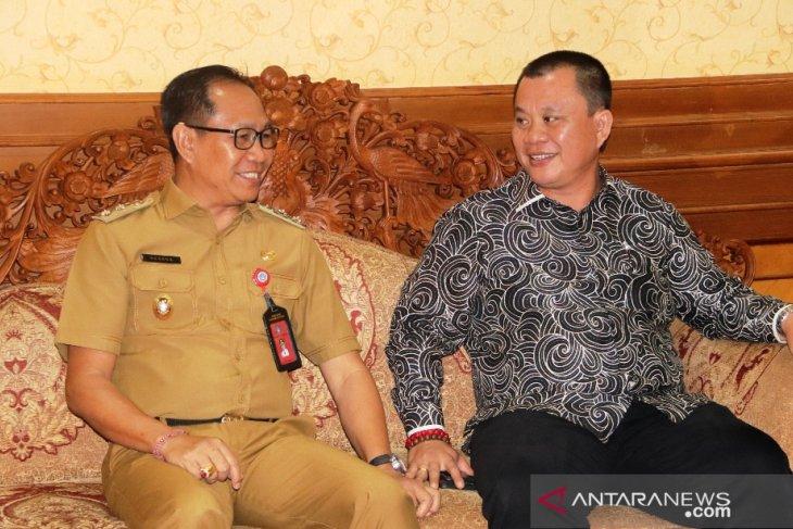 Pemkot Gunungsitoli  pelajari pelayanan publik Pemkab Badung