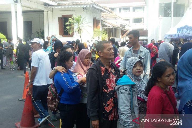Pemkot Bogor menjual daging sapi Rp70 ribu per kilogram