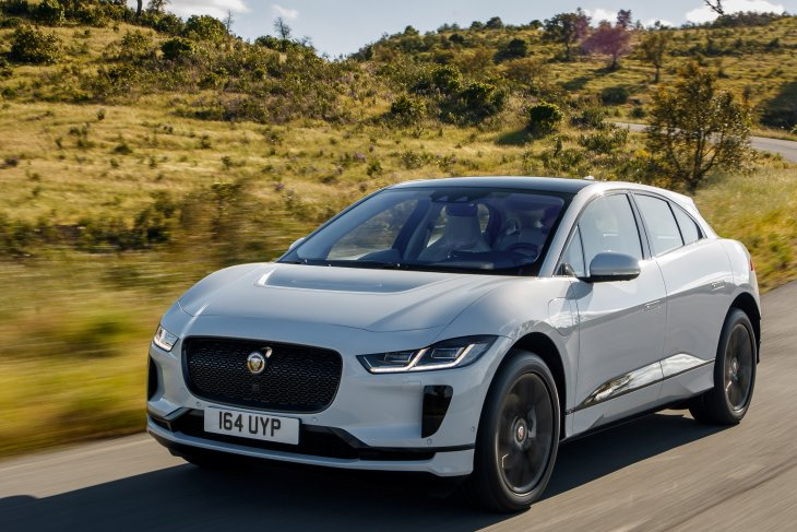 Mobil Jaguar listrik masuk Indonesia