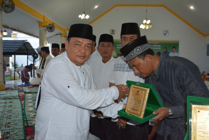 Pemkab Langkat terjunkan 24 tim Safari Ramadhan kunjungi 46 masjid