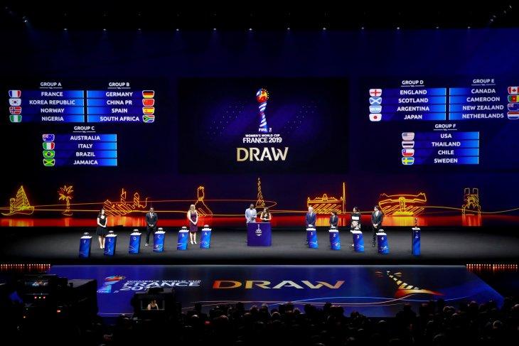 FIFA targetkan satu miliar penonton untuk Piala Dunia Putri