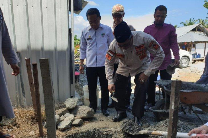 Aceh Barat salurkan bantuan Rp435 juta untuk pesantren di Palu