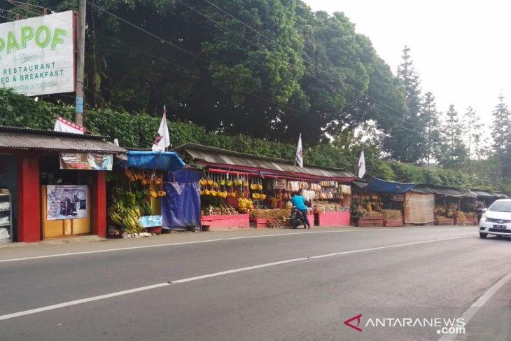 500 PKL Puncak Bogor akan direlokasi