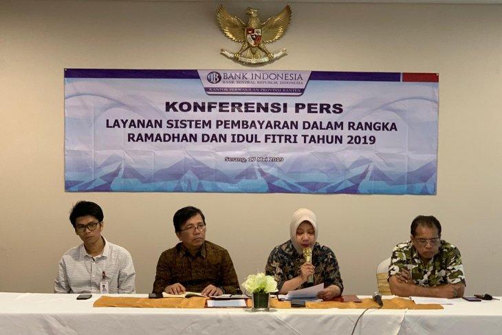 BI Banten dan enam bank mempermudah penjualan kartu uang elektronik