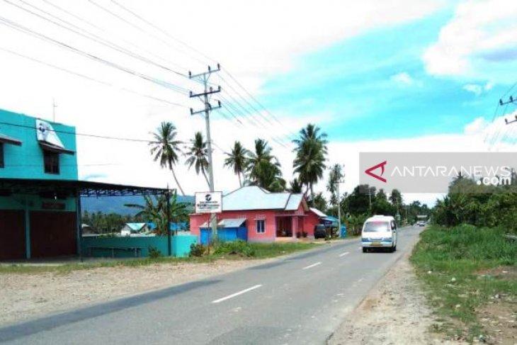 Jalur mudik lintas Tengah Sumatera Tapsel - Madina relatif baik