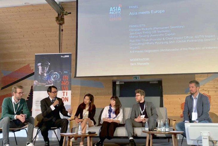 Ekonomi Digital Indonesia menjadi Sorotan APW Berlin