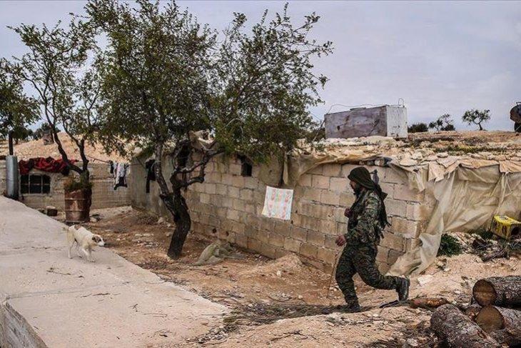 Turki bunuh sepuluh milisi Kurdi di Suriah