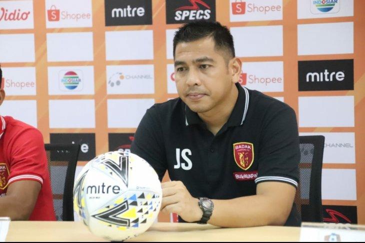 Badak Lampung menyerah kalah 0-3 dari PS Tira-Persikabo