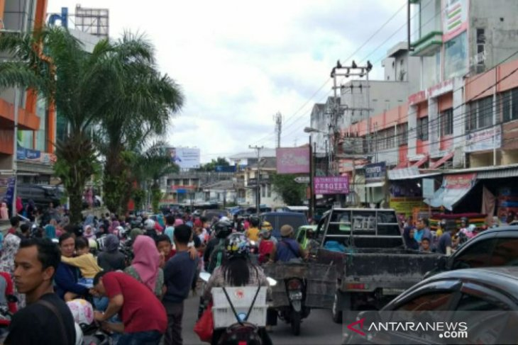 Masyarakat Pangkalpinang diimbau tetap tenang terkait suara ledakan di BTC