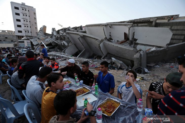 Menlu Saudi: Semua pihak harus mendukung keinginan rakyat Palestina