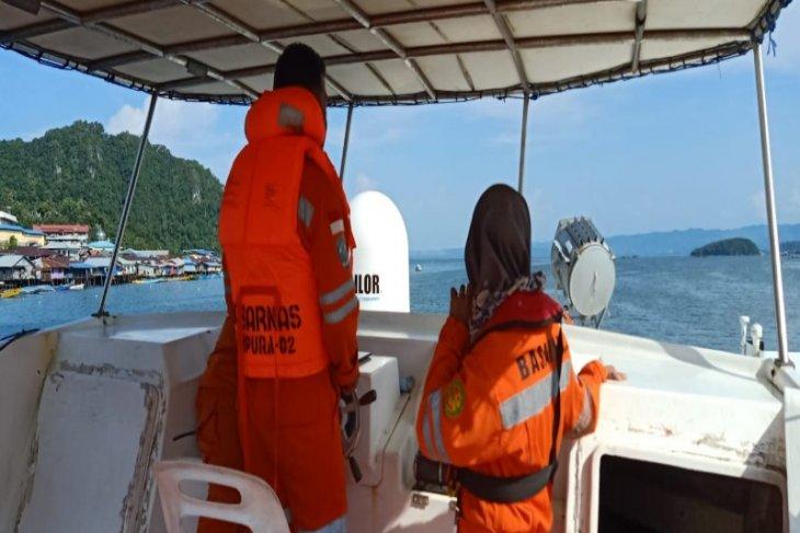Seorang nelayan dilaporkan jatuh di Laut Arafura