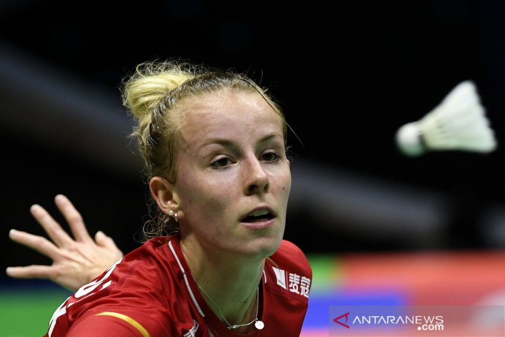 Denmark tumbang di tangan Inggris 2-3 di Piala Sudirman