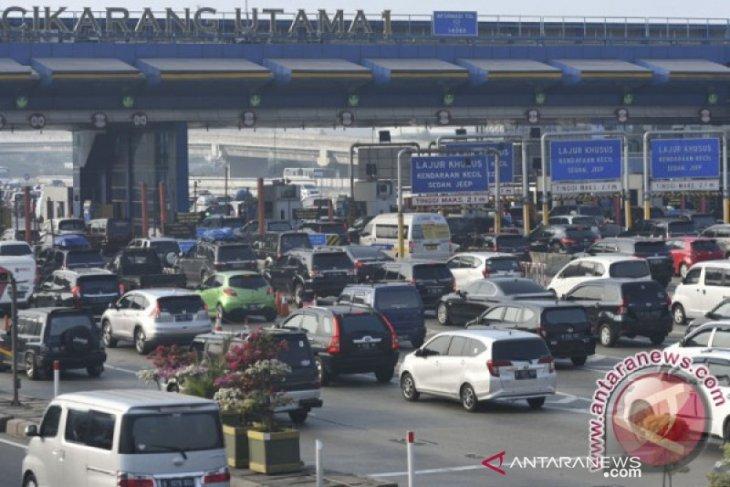 Gerbang Tol Cikarang Utama akan segera dibongkar