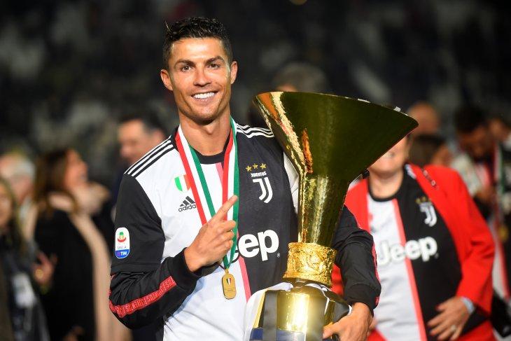 Ronaldo sarankan Juventus untuk tarik Mourinho