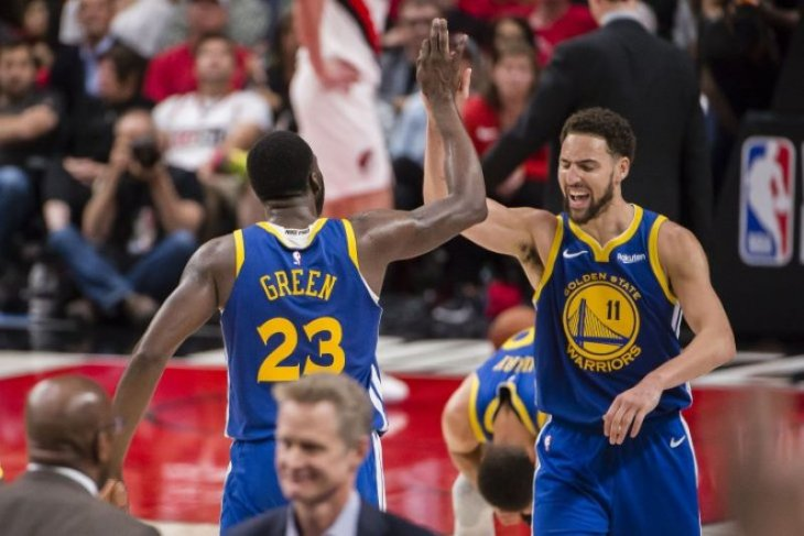 Golden State Warriors ke Final NBA