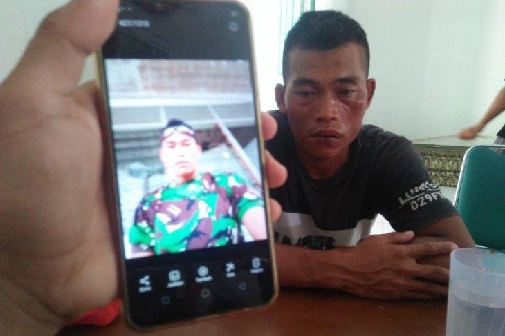 Satgas Pamtas amankan anggota TNI gadungan