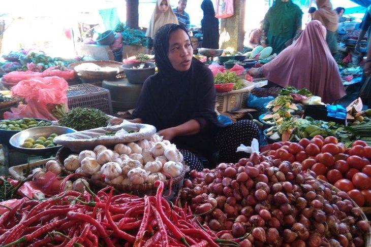 Harga bawang putih turun jadi Rp50.000/Kg di Banda Aceh