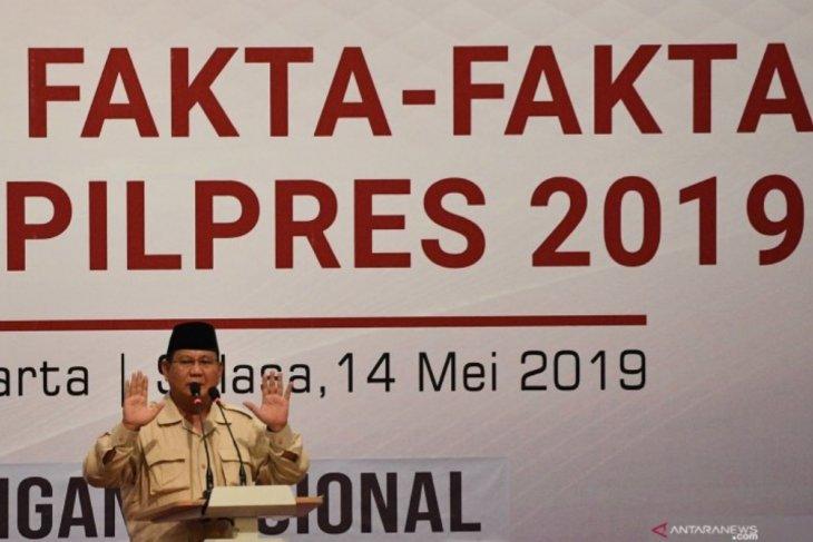 Gerindra tak ada fakta kaitkan Prabowo dengan makar