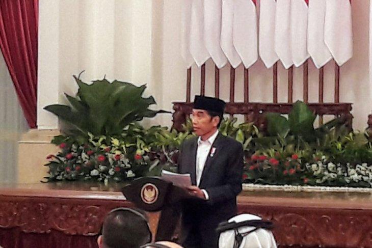 Presiden Jokowi jelaskan Nuzulul Quran bermakna berlipat ganda bagi bangsa